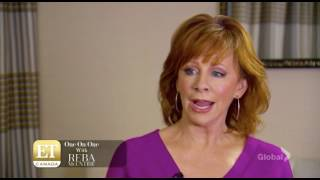 Reba McEntire Interview - Sing It Now - ET Canada 2017