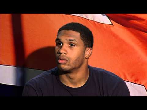 Kris Frost Interview 10/1/2013 video.