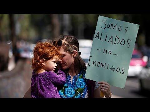 Με αντίμετρα απειλεί το Μεξικό εάν ο Τραμπ επιβάλει δασμούς στις εισαγωγές