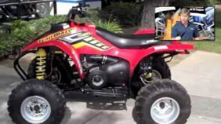 7. 2005 Polaris Trailblazer 250