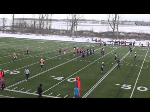 Finale LFS12 : Panthères V.S Huskies 22 novembre 2014