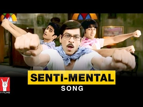 Senti Mental – Jumbo Jutts – Official FAN Tribute for SRK Birthday