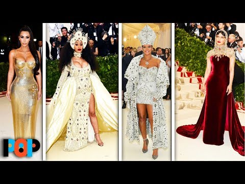 Met Gala Fashion Was So Holy This Year