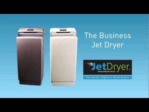 Jet Dryer Business