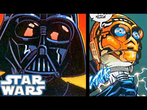 Darth Vader Brutally TORTURES C3PO - Star Wars Infinities Explained