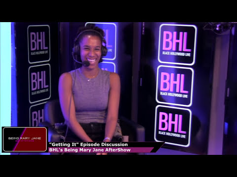 Being Mary Jane Season 4 Episode 10 w/ Jona Xiao | Black Hollywood Live