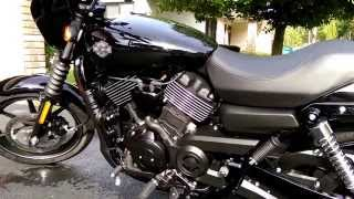 10. Harley Davidson Street 750 Review