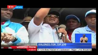 Weekend Prime: Kalonzo Musyoka Declares Interest For The Presidential Bid