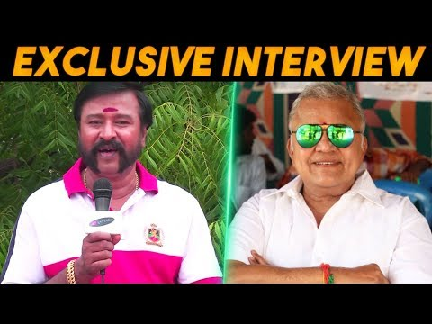 Interview With Actor MS Arul Mani