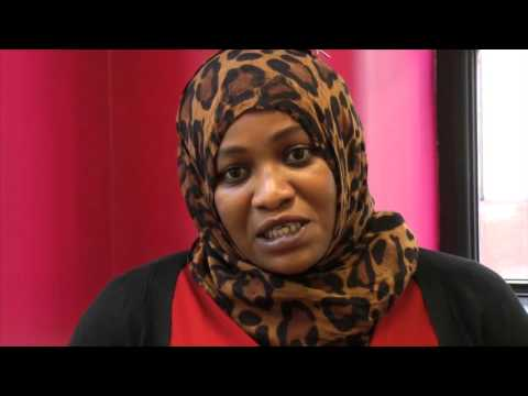 Image of the video: Interview with Fatma Wangare