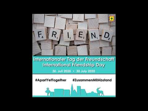 DHPS-Internat: Tag der Freundschaft - DHPS Boarding school: Day of Friendship