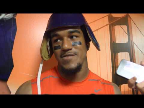 Vic Beasley Interview 10/12/2013 video.