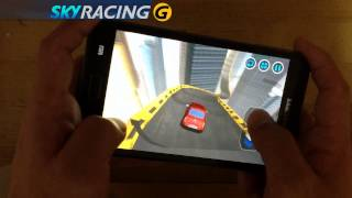 Sky RacingG YouTube video