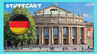 Stuttgart Germany  city photo : A walking tour of beautiful Stuttgart, Germany