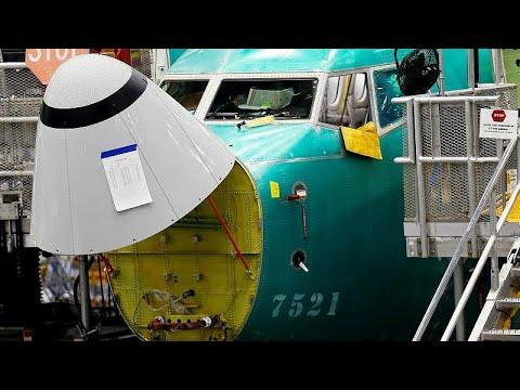 Software-Update dauert: Boeing 737 Max bleiben länger am Boden