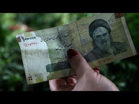 USA/Iran: Sanktionen lassen Irans Wirtschaft zusammenbrechen