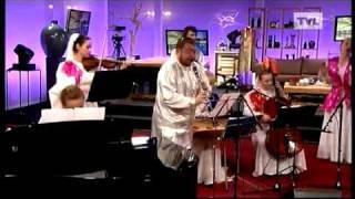 Kucharochki, Belarusian folk song, arranged by A. Rashchynski, orchetrated by Dmitri Slepovitch. Video courtesy of Limburg TV, the Netherlands, 2009.