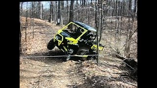 1. #73 Can Am Defender XMR Trail Review