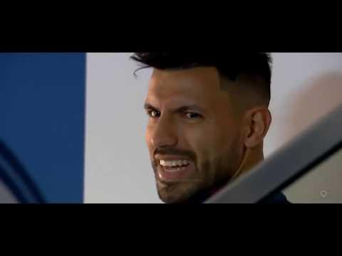 Sergio Agero:  Amazing Skills Show  2017/ 2018 HD