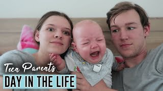 Video DAY IN THE LIFE OF TEEN PARENTS MP3, 3GP, MP4, WEBM, AVI, FLV Juni 2019