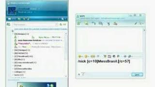 Aprenda como criar seu próprio Nick Plus! no MSN com o Messenger Plus!