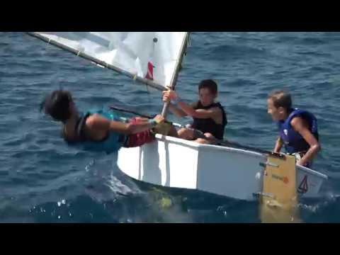 Coppa Primavela a Crotone: prima giornata, bagno di sole e vento in poppa