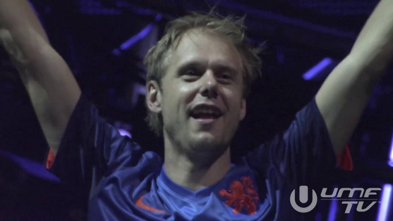 Armin van Buuren - Live @ Ultra Music Festival Miami 2014