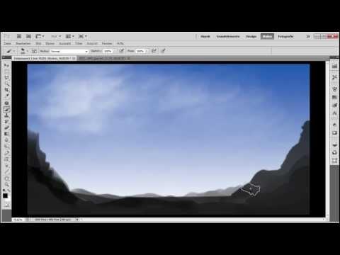 Mysteriöse Landschaften erzeugen – Die Photoshop-Profis – Folge 67