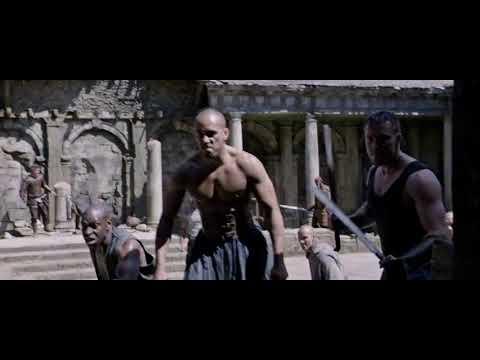 King Arthur Legend of the Sword 2017 best scene