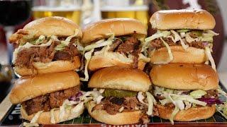 Killer Pork Sliders Recipe For Super Bowl Sunday