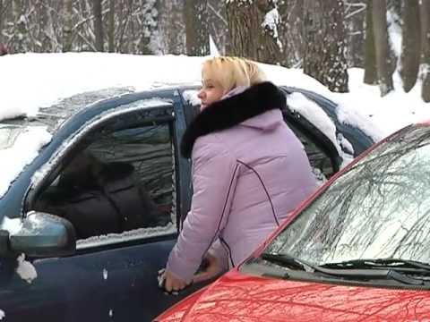 Дворы первого Наукограда завалены снегом / 22.01.2013