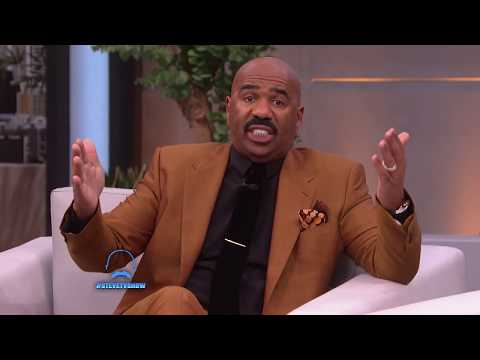 The Students Steve Is Putting Through College: Part 2 || STEVE HARVEY