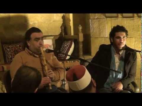 غناء الشاعر سالم الشهباني مع الفنان محمد عنتر