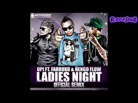 Farruko Ladies Night