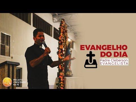Evangelho do dia 13-11-2019 (Lc 17,11-19)