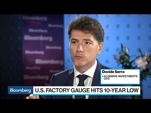 Algebris CEO Serra Says Bond Market Has Bubbles That Can Burst