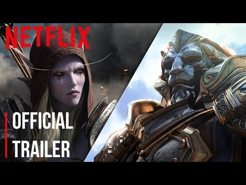 World of Warcraft | Netflix Original Series | Unofficial Trailer