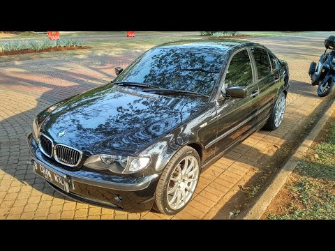 In Depth Tour BMW 318i E46 LCi (2004) - Indonesia