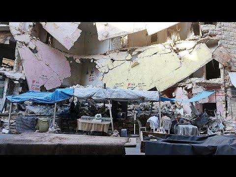 Συρία: 9 παιδιά νεκρά από βομβαρδισμούς στο Χαλέπι