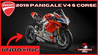 2. 2019 Ducati Panigale V4 S Corse | Unboxing