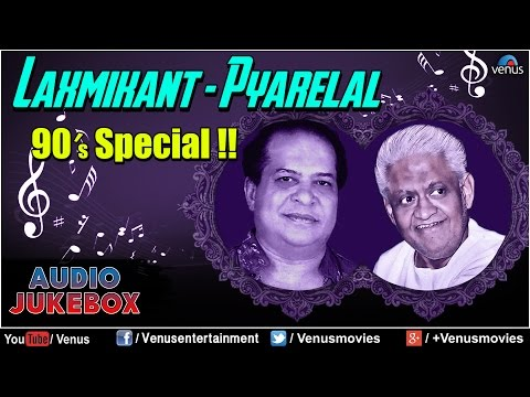 Video Laxmikant - Pyarelal : Best Bollywood 90's Songs || Audio Jukebox download in MP3, 3GP, MP4, WEBM, AVI, FLV January 2017