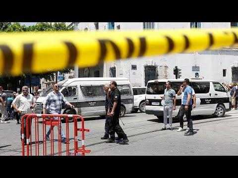 Επιθέσεις αυτοκτονίας στην Τύνιδα – Τουλάχιστον 1 νεκρός…