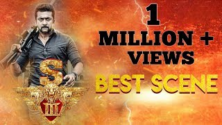 Nonton Singam 3 - Best Scene | Suriya |  Anushka Shetty |  Shruti Haasan Film Subtitle Indonesia Streaming Movie Download