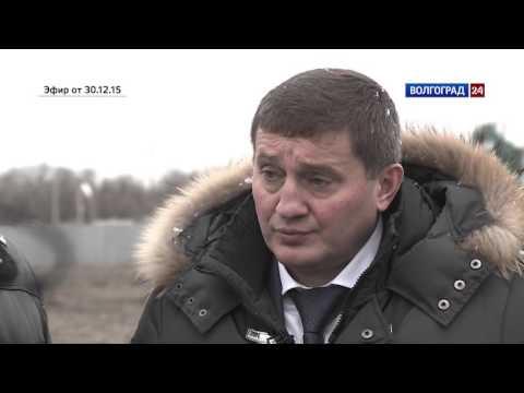 Эксклюзивное интервью губернатора Волгоградской области Андрея Бочарова
