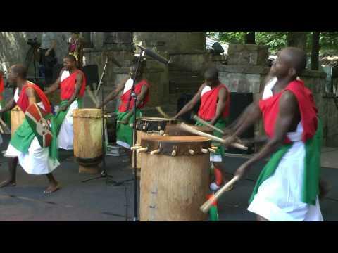Live Music Show - Burundi Drummers