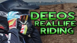 10. Real Life Riding | YZ125 & KX450F | 9/27/2014
