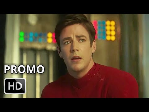 """The Flash 7x02 Promo """"The Speed of Thought"""" (HD) Season 7 Episode 2"""