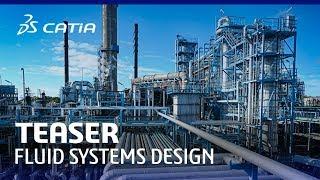 CATIA Fluid Systems Design - TEASER