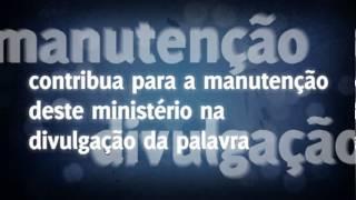 Vem&Vê TV - Contribua para a manutenção deste ministério na divulgação da Palavra.