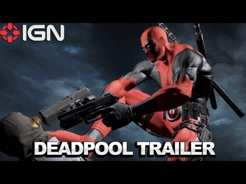 ignentertainment - Deadpool, aka The Merc with a Mouth, gets his very own video game. Watch this trailer for the upcoming Deadpool game then leave us a comment telling us what ...